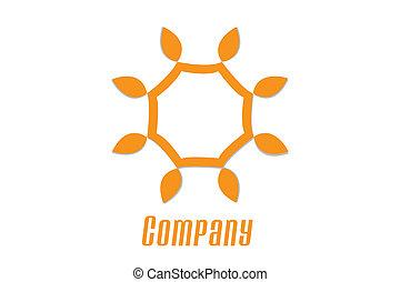 Sonnen-Logo-Probe