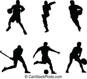 sport, kugel