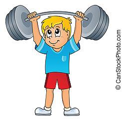 Sport und Sport-Thema 7