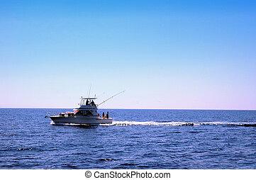 Sportfischboot