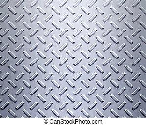 Stahldiamantenplatte