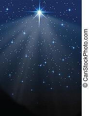 STAR BACKGROUND.