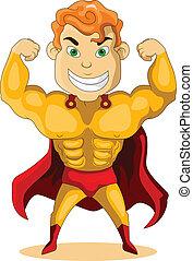 Starker Superheld