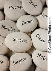 steine, inspirational