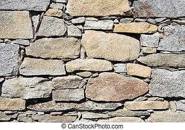 Steinmauer-Stimme
