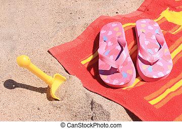 Strandsachen