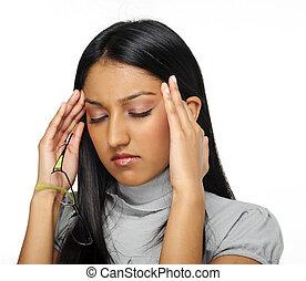 Stress-Kopfschmerzen
