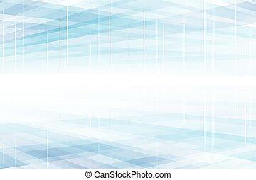 struktur, abstrakt, hintergrund, modern, blaues, perspektive