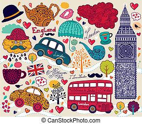 Symbol für London