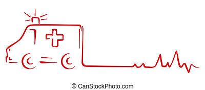 symbol, rettung