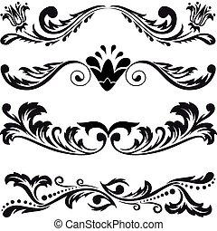 Symmetrische Zierde 3