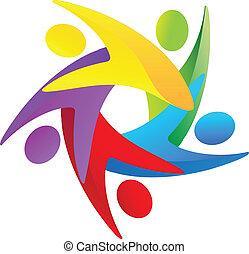 Teamwork-Vision-Leute-Logo