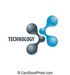 Technologielogo in Form von Atoms2.