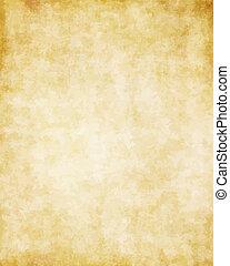 Tolle Hintergründe der alten Pergamentpapier-Beschaffenheit
