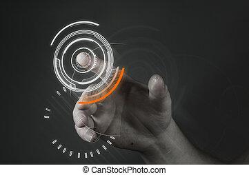 touchscreen, technologie