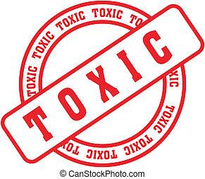 Toxisches Wortmarke3