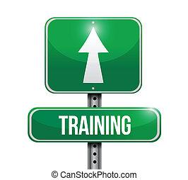 Trainingszeichen Illustration