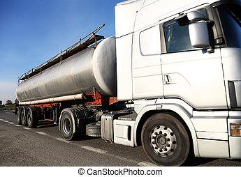 Treibstofftanker