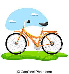 Trendy Fahrrad