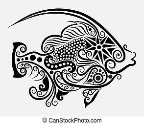Trockenfisch zwei
