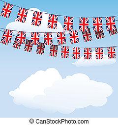 Union-Jack-Flaggen
