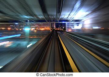 Urbaner Nachtverkehr