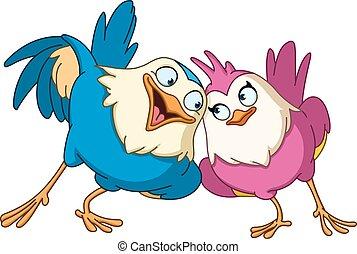 vögel, mögen