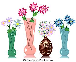 Vase Blumen