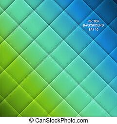 Vector abstrakter quadratischer Hintergrund.