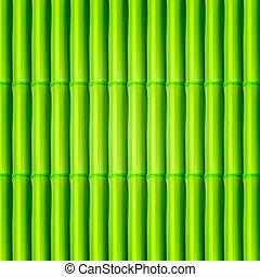Vector Bambus Hintergrund. Eps10