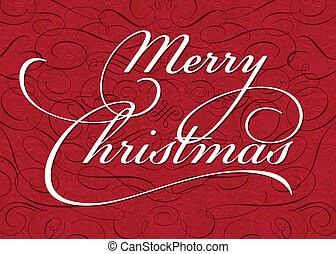 Vector Christmasmas ornate Hintergrund