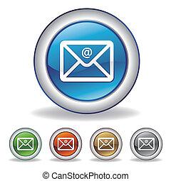 Vector E-Mail icon