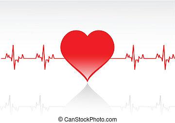 Vector-Herzleitung