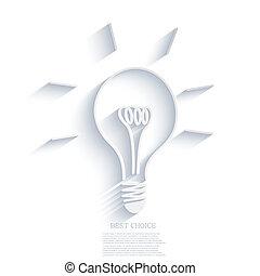 Vector-Idee Hintergrund. Eps10