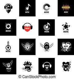 Vector Logomusik