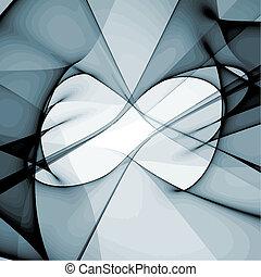 VECTOR, modernes abstraktes Design