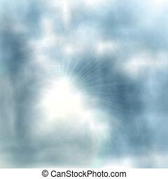 Vector Sky Hintergrund. Eps10