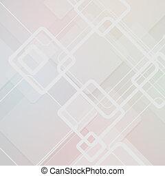 Vektor-Konzern-Schrift mit Kopienraum