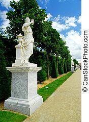 Versailles-Gärten