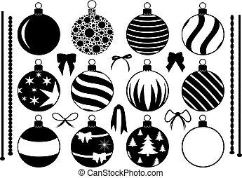 Verschiedene Weihnachten