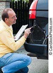 Versicherungsanspruch auf das Auto. Autoversicherung
