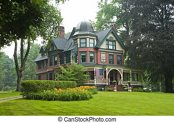 Victorian Grand House