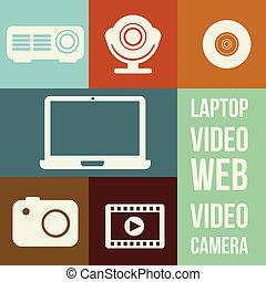 Video-Ikonen
