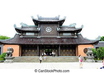 Vietnam schöne Architektur.