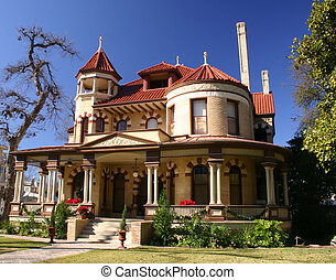Viktorianisches Haus San Antonio