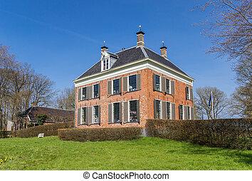 villa, midwolda, historisch, ennemaborg