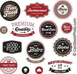 Vintage-Restaurants