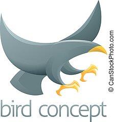 Vogelkonzeption.