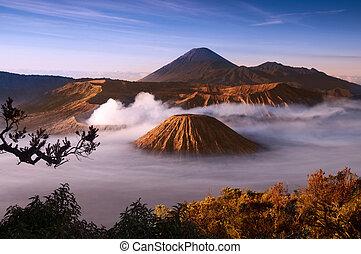 Volcano.