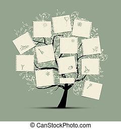 Wünsch dir einen Baum für dein Design